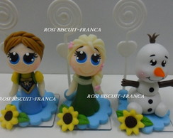 Frozen Fever porta recado