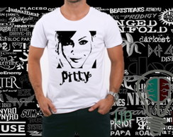 camiseta de rock pitty