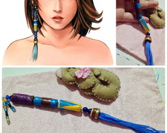 Brinco Yuna de Final Fantasy