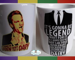 Caneca How I Met Your Mother - Mod.05