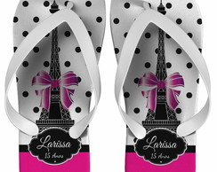 CHINELO 15 ANOS TEMA PARIS.