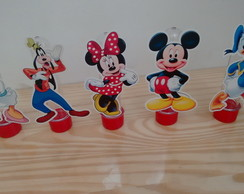 Tubetes Personalizado Turma do Mickey