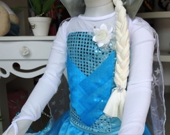 BLACK FRIDAY!! Conjunto Elsa Luxo (Frozen)