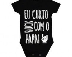 Body Curto Rock com Papai Ref 189