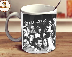 Caneca Hollywood Retro