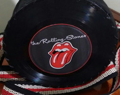 Bolsa de Disco The Rolling Stones