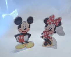 Display/Totem em PS Mickey e Minnie