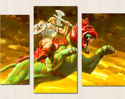 Quadro Decorativo He-Man