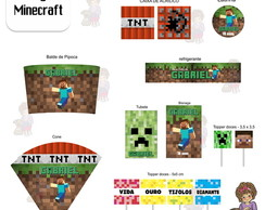 Kit Digital Minecraft