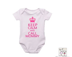 Body Keep Calm And Call Mommy