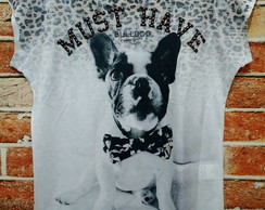 T-shirt Bulldog Must Have