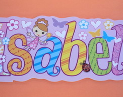 Placa ISABEL