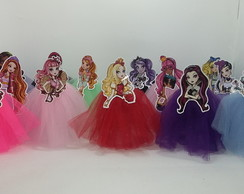 Tubete Tule - Princesas Ever After High