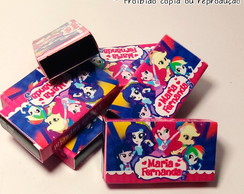 ChicletePersonalizado - Equestria Girls