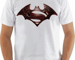 camiseta superman x batman
