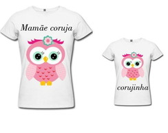 KIT CAMISETAS CORUJA