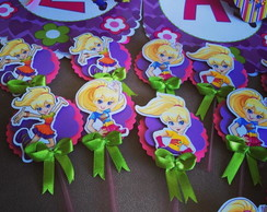 Polly Pocket - Toppers