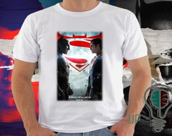 camiseta Batman x superman