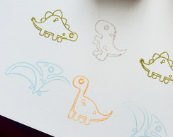 Kit 04 doodles Dinos