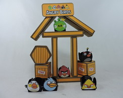 Kit scrap festa Angry Birds