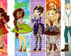 Painel Ever After High G - Frete Grátis