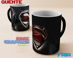 Caneca Mágica BATMAN X SUPERMAN