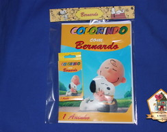 Revista Para Colorir KIT SNOOPY