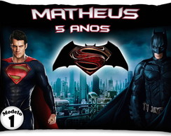 ALMOFADA Batman VS Superman