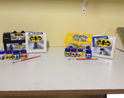 Kit Pintura batman