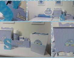 Kit higiene_blue stripe
