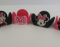 100 forminhas Minnie