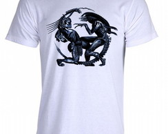 Camiseta Alien vs predador