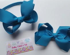 Tiara Hair Bow
