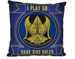 ALMOFADA GEEK - DARK SIDE - 08