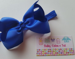 Headband Laço Hair Bow