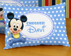 Almofada Baby Disney de Festa do Mickey