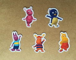 Tag - Backyardigans