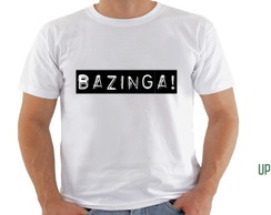 camiseta The big bang theory (bazinga)