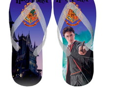 Chinelo Infantil Harry Potter