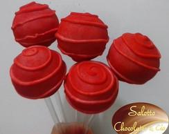 Cakepops, popcakes simples