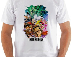 Camiseta One Punch Man #1