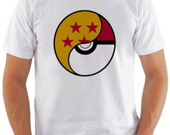 Camiseta Dragon Ball Pokemon