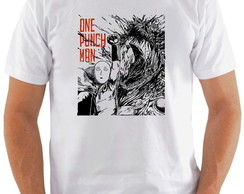 Camiseta One Punch Man #3 Saitama