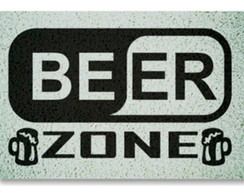Tapete Capacho - Beer Zone