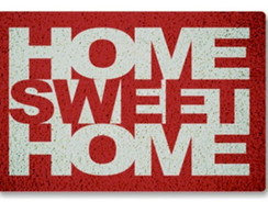 Tapete Capacho - Home Sweet Home