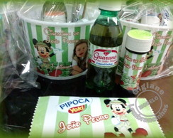 Kit Cinema Personalizado Mickey Safari