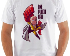 Camiseta One Punch Man #9 Saitama