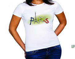 camiseta Paris