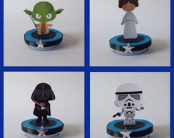 Latinha Mint Star Wars
