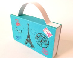 Maletinha Kit Manicure Paris